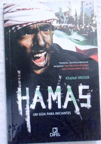 Livro Hamas Um Guia Para Iniciantes 208 Pag Barato