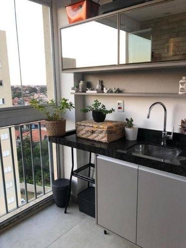Imagem 1 de 30 de Apartamento Com 3 Dormitórios À Venda, 86 M² Por R$ 520.000,00 - Vila Nova - Itu/sp - Ap0608