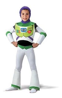 Disfraz Para Niño Buzz Lightyear Disney Talla 3t-4t-