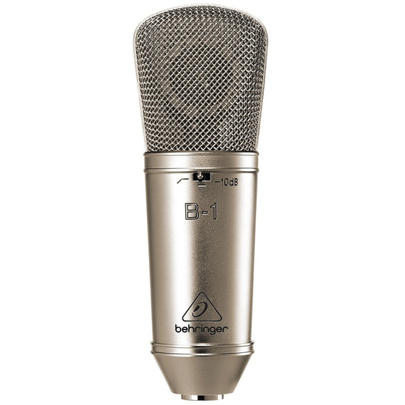 Microfone C/ Fio Condensador - B 1 Behringer