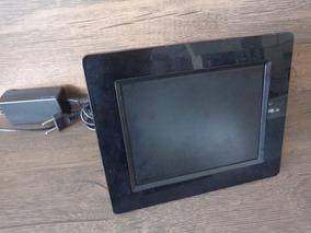 Porta Retrato Digital Player Mp3 Samsung