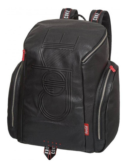 Mochila Escolar Costas Coca Cola City 7840604 Pacific