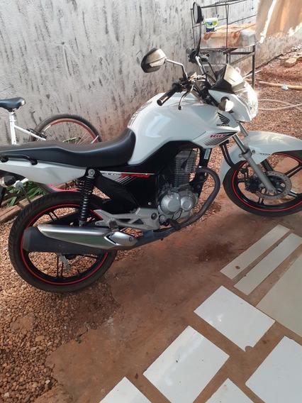 Honda Moto Cg Fan 2018