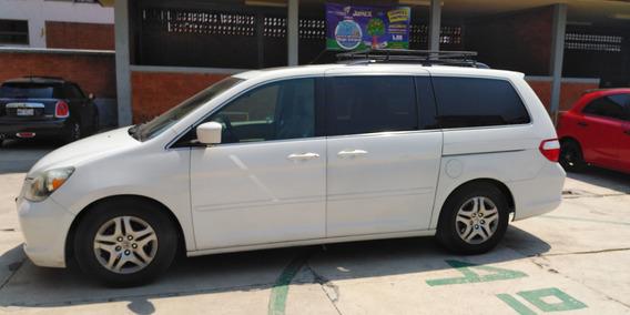 Honda Odyssey Touring 3.5 Minivan 2007 Buen Estado