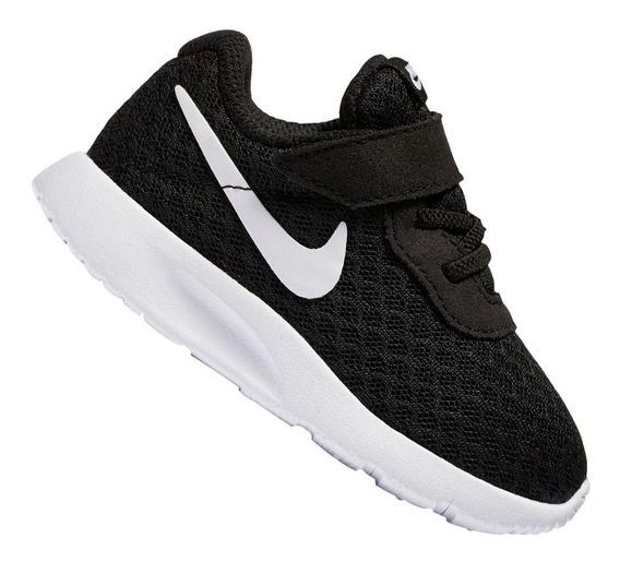 Tênis Nike Infantil Tanjun Preto Menino 818383011 Original