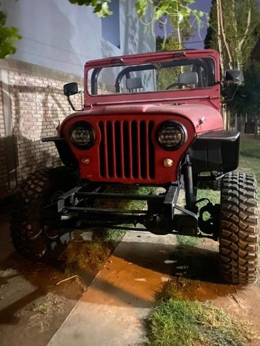 Jeep Ika 4x4  Modificado