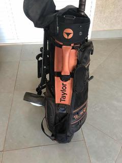 Conjunto De Tacos Para Golfe Completo Incluindo Bag