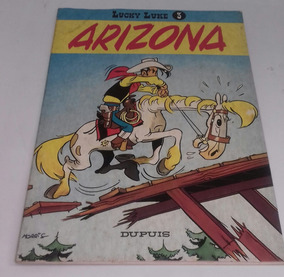 Hq Lucky Luke Arizona Nº3 (em Frances)
