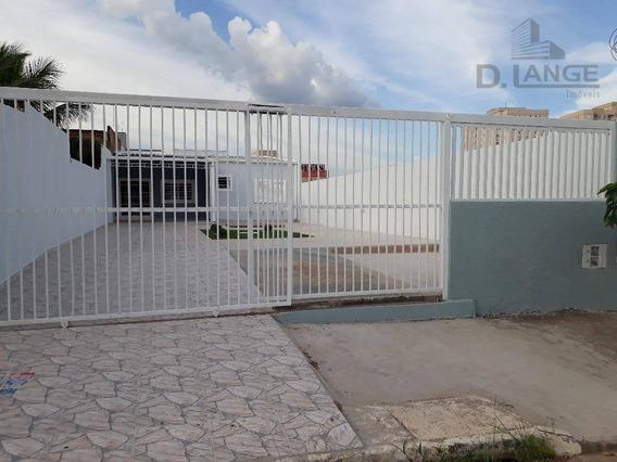 Casa Residencial À Venda, Parque Bom Retiro, Paulínia. - Ca11771