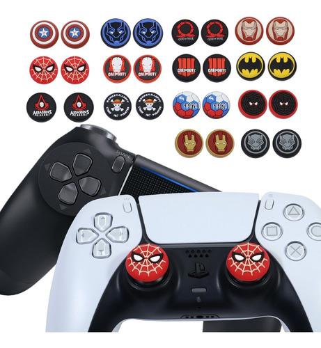 Imagen 1 de 6 de Gomas Control Ps5 Ps4 Xbox One Series X Protector Gamer