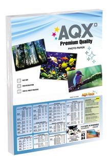 Papel Foto Autoadhesivo A4 100 Hojas Matte Sticker Candy Bar
