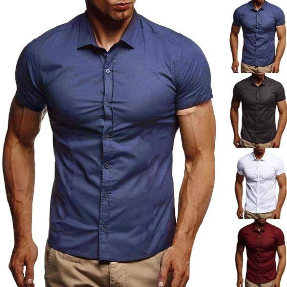 Camisa Para Hombre Casual