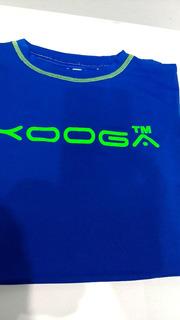 Camiseta Termica Wells Mc Homb Kooga Hombre