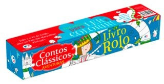 Livro Rolo- Contos Clássicos:aventuras/ Ciranda Cultura