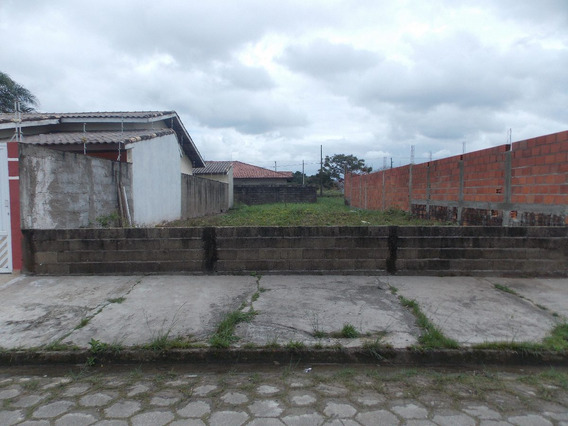 Terreno Com 270 M² Bairro São José Em Peruíbe A Venda