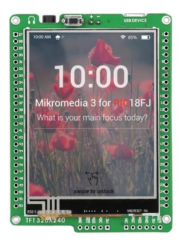 Mikromedia Para Pic18fj Mirkoe