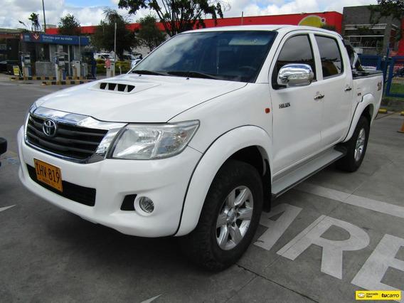 Toyota Hilux Euro Iv 4x4 Dsl