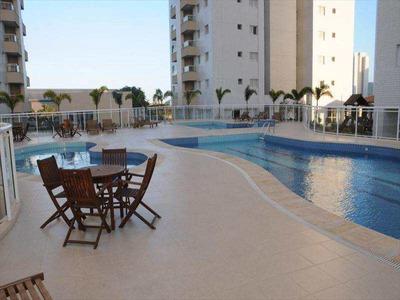Apartamento Em Santos Bairro Ponta Da Praia - A6062