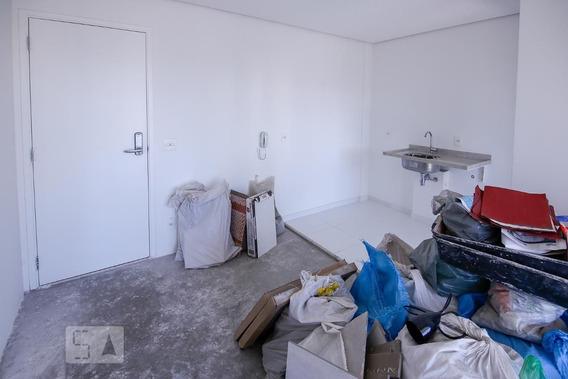 Apartamento No 10º Andar Com 1 Dormitório E 2 Garagens - Id: 892969289 - 269289