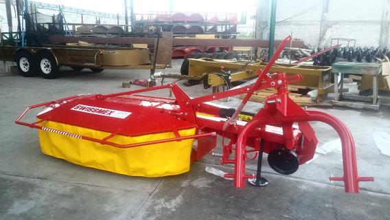 Segadora De Tambores Agricola Marca Swissmex Modelo 165