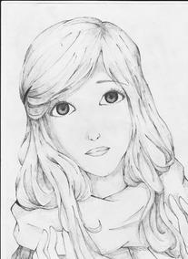 Desenho A Mão (realista) A4