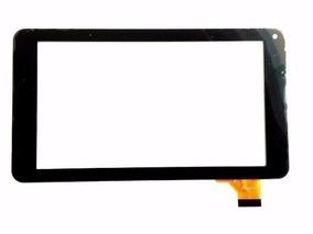 Tela Touch Tablet Tectoy Frozen Tt4400 Polegadas Preto