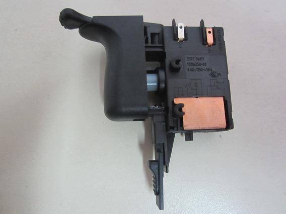 Chave Interruptor 220v Dw508s Dw505 Dw255 Dw25003 Dw253