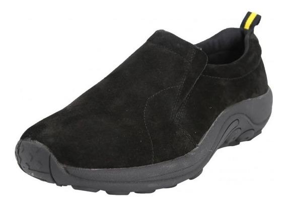 Zapatos De Hombre De Cuero Gamuzado Casual // Agta