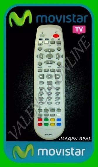 Control Movistar Tv Para Decodificadores Dsb-646v Y Dsb-636v