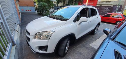 Chevrolet Tracker 1.8 Ltz Fwd Mt 2015 Única Mano Todo Orig.