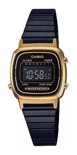 Relógio Casio Vintage Mini La670wegb-1bdf - Envio Imediato
