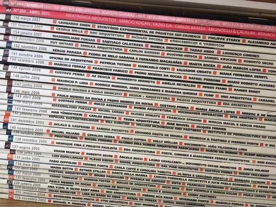 Revista Au - Arquitetura E Urbanismo