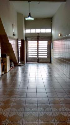 Sobrado Residencial À Venda, Brás, São Paulo. - So12797