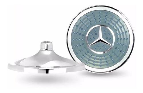 Regadera Anticalcarea  8  Modelo Mercedes Belt-g Gri-1264