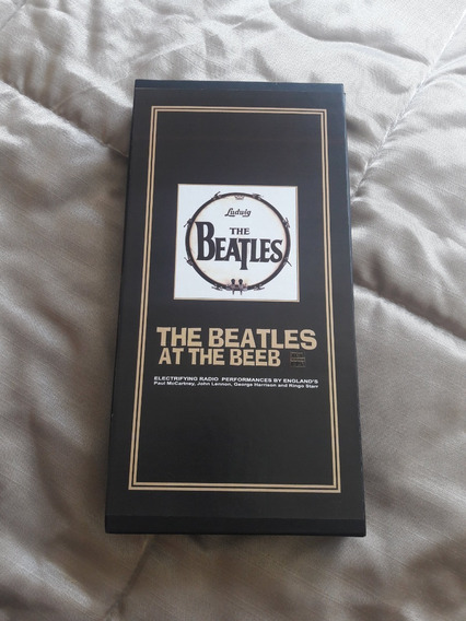The Beatles At The Beeb (bbc) 1962-1965 (original E Lacrado)