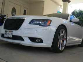 Chrysler 300c Srt8 Impecable Año 2012