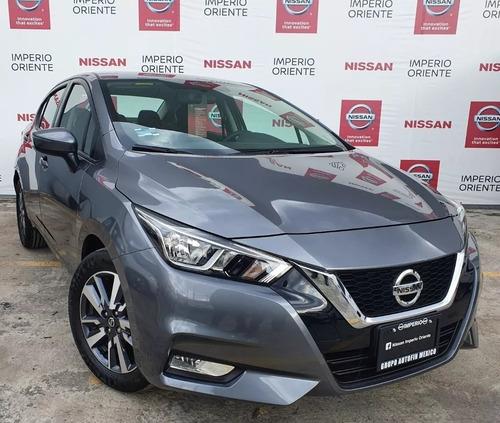 Nissan Versa Advance Cvt 2020