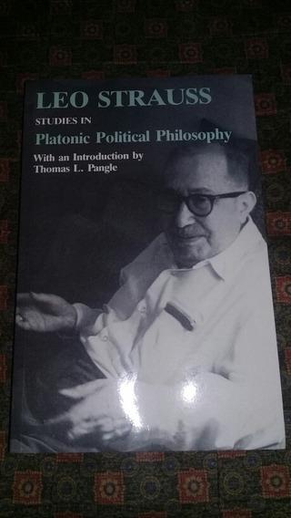 Leo Strauss - Studies In Platonic Political Philosophy
