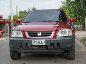 Honda Cr-v 2.0 4x4 I At