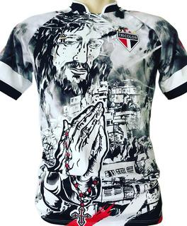 Camisa/camiseta Tricolor - Referência São Paulo Spfc Sp