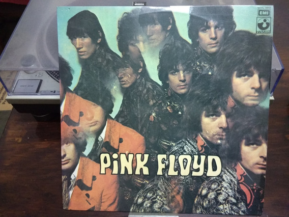 Disco De Vinilo - Pink Floyd - The Piper At The Gates Of Daw