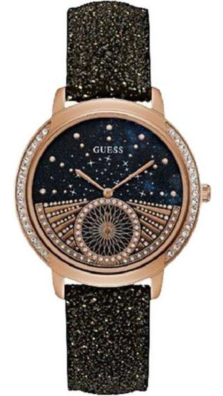 Relógio Feminino Guess Pulseira De Couro 92669lpgdrc2