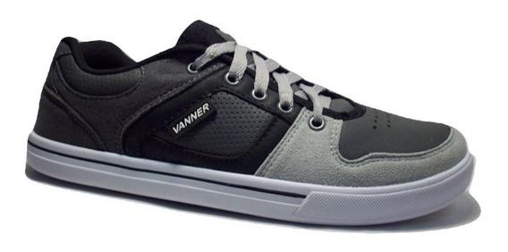 Zapatillas Vanner Art. P2101v Skate Moda Urbana