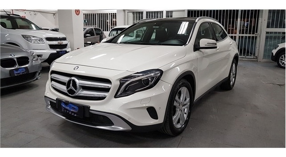 Mercedes-benz Gla 250 2.0 16v Turbo Gasolina Vision 4p Autom