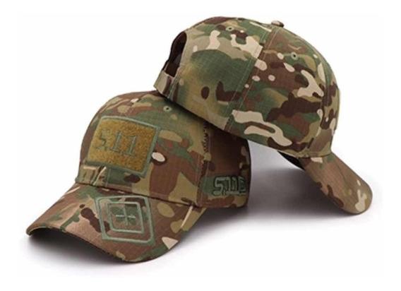 Boné 5.11 Tactical Camuflado Tático Multicam Realtree Tan