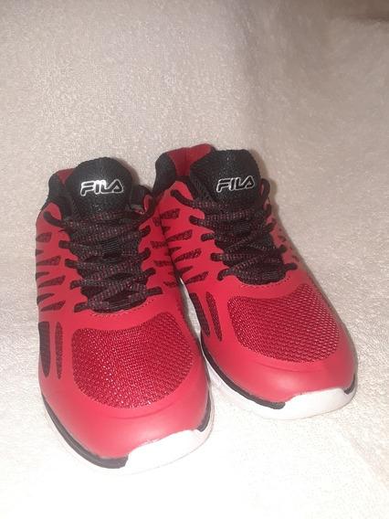 Zapatos Fila Talla 34
