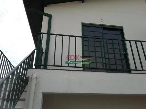 Imagem 1 de 7 de Sobrado Com 4 Dormitórios À Venda, 110 M² Por R$ 250.000,00 - Jardim Sonia Maria - Taubaté/sp - So2329