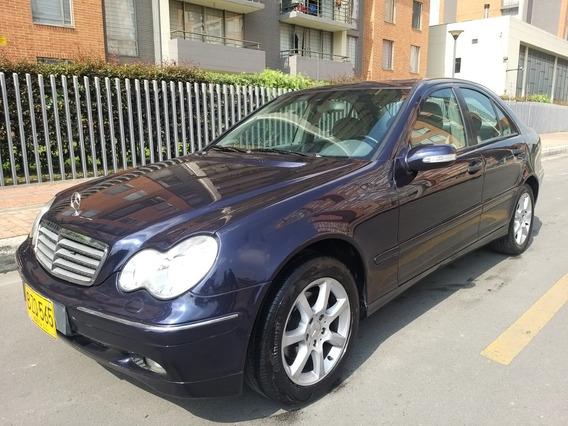 Mercedes-benz Clase C 180 Kompressor 1800 Cc A/t Sun Roof 20