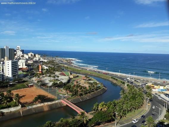 Apartamento Para Locação Na Pituba Com Vista Privilegiada - Ap00383 - 34305595