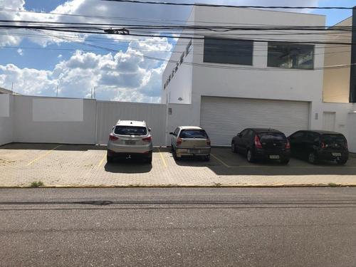 Salão Próximo Ao Ribeirão Shopping - Sl0213